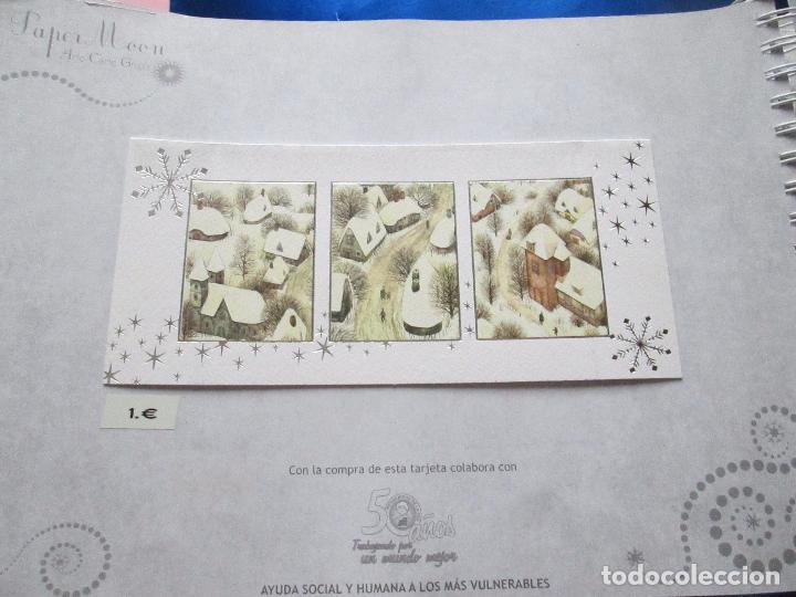 Postales: catálogo-43 postales-navideñas-nuevas-precios 2015-ver fotos. - Foto 16 - 75117371