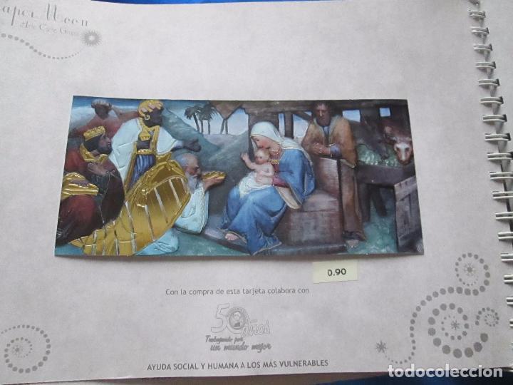 Postales: catálogo-43 postales-navideñas-nuevas-precios 2015-ver fotos. - Foto 18 - 75117371