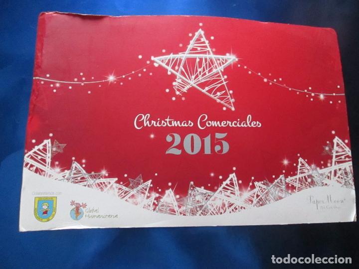 Postales: catálogo-43 postales-navideñas-nuevas-precios 2015-ver fotos. - Foto 19 - 75117371
