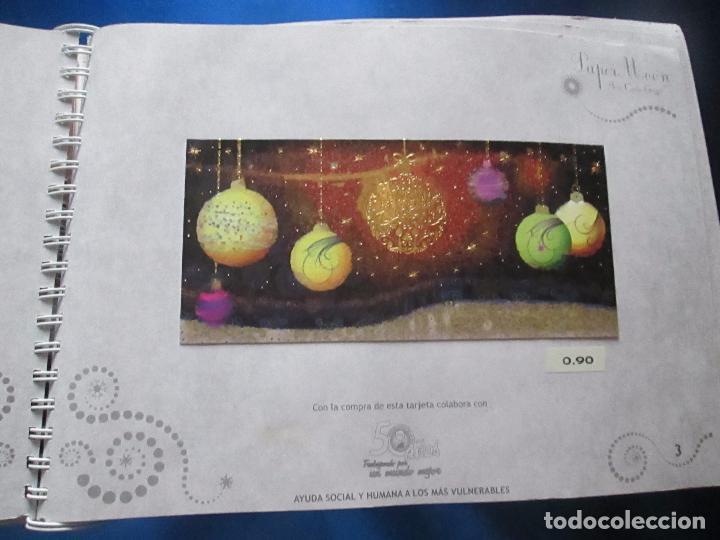 Postales: catálogo-43 postales-navideñas-nuevas-precios 2015-ver fotos. - Foto 21 - 75117371