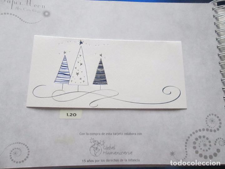 Postales: catálogo-43 postales-navideñas-nuevas-precios 2015-ver fotos. - Foto 23 - 75117371