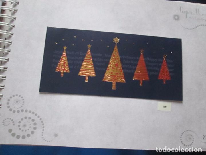 Postales: catálogo-43 postales-navideñas-nuevas-precios 2015-ver fotos. - Foto 25 - 75117371