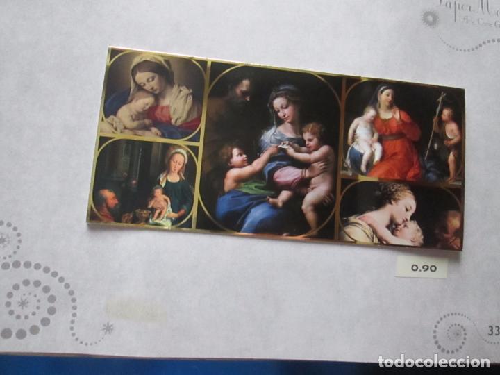 Postales: catálogo-43 postales-navideñas-nuevas-precios 2015-ver fotos. - Foto 31 - 75117371