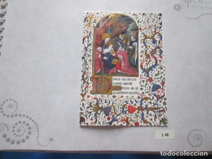 Postales: catálogo-43 postales-navideñas-nuevas-precios 2015-ver fotos. - Foto 32 - 75117371
