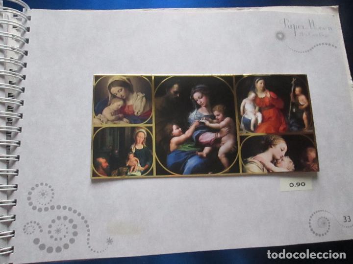 Postales: catálogo-43 postales-navideñas-nuevas-precios 2015-ver fotos. - Foto 39 - 75117371
