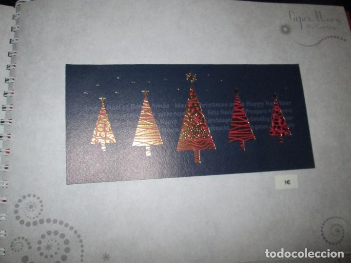 Postales: catálogo-43 postales-navideñas-nuevas-precios 2015-ver fotos. - Foto 50 - 75117371