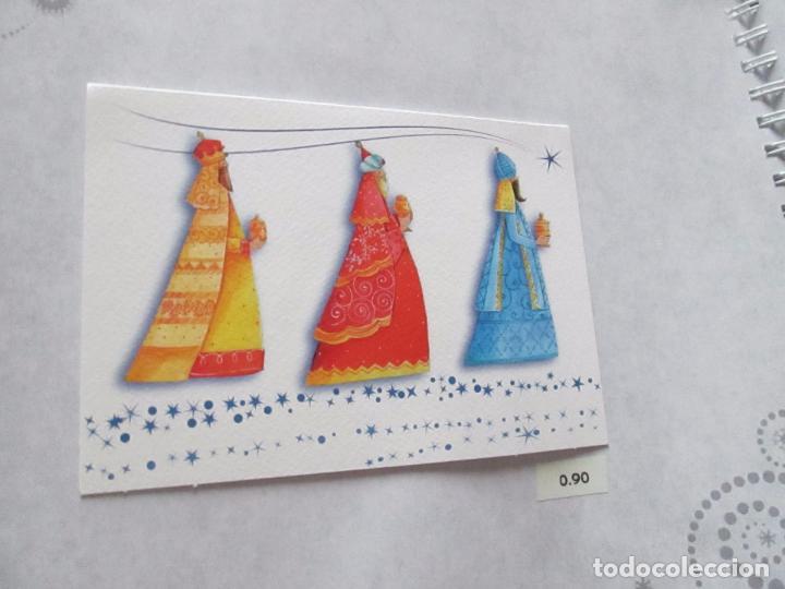 Postales: catálogo-43 postales-navideñas-nuevas-precios 2015-ver fotos. - Foto 58 - 75117371
