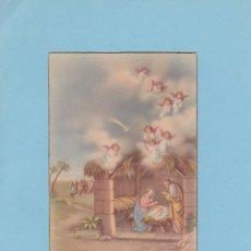 Postales: POSTAL NAVIDAD - LT. ANCLA - Nº 1007 - ESCRITA 1941 (SIN SELLO. SIN CIRCULAR). Lote 75430799