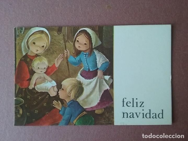 POSTAL NAVIDAD. NIÑOS. BELEN. CYZ. 426/118-C. 1977. ESCRITA. (Postales - Postales Temáticas - Navidad)