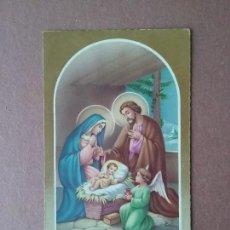 Postales: POSTAL NAVIDAD. SAGRADA FAMILIA. BELEN. S/COVADONGA. CYZ. 16.. Lote 76394879