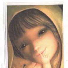 Postales: FERRANDIZ - NAVIDAD - JESÚS - VIRGEN MARIA - POSTAL CON SOBRE - SIN CIRCULAR. Lote 77437749