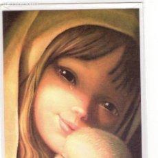 Postales: FERRANDIZ - NAVIDAD - JESÚS - VIRGEN MARIA - POSTAL CON SOBRE - SIN CIRCULAR. Lote 77438477