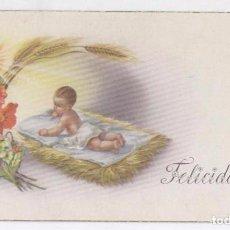 Postales: FELICITACIÓN NAVIDEÑA AÑO 1951. Lote 81265000