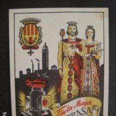Postales: EL VIGILANTE TARRASA -FELICES PASCUAS NAVIDAD -VER FOTOS -(V-10.377). Lote 82316052