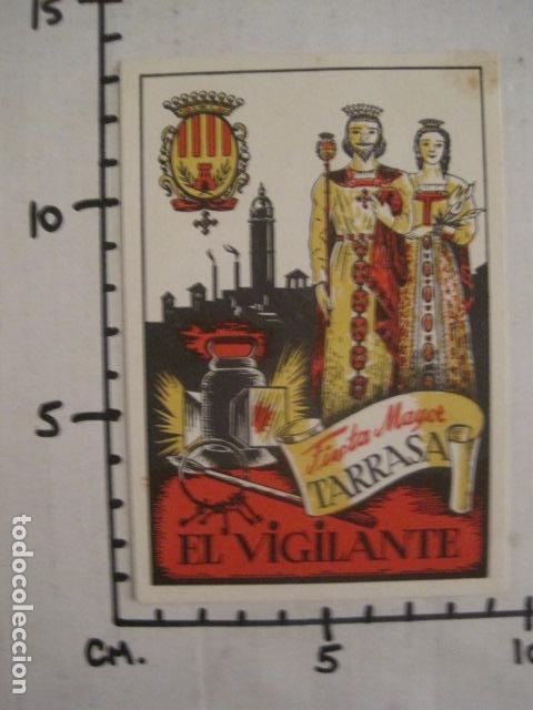 Postales: EL VIGILANTE TARRASA -FELICES PASCUAS NAVIDAD -VER FOTOS -(V-10.377) - Foto 4 - 82316052