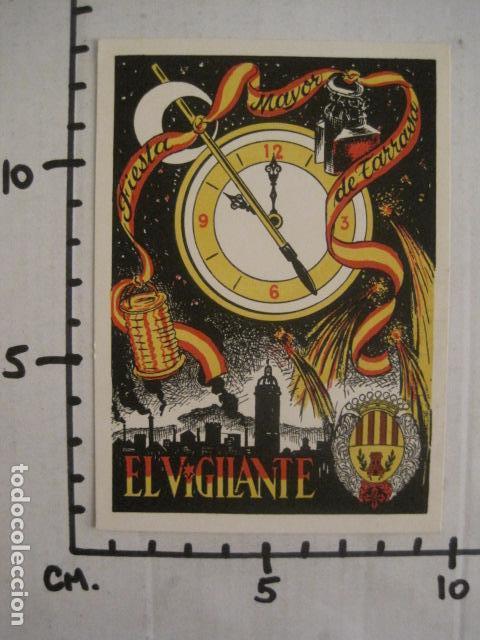 Postales: EL VIGILANTE TARRASA -FELICES PASCUAS NAVIDAD -VER FOTOS -(V-10.378) - Foto 4 - 82316128