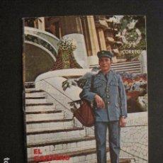 Postales: EL CARTERO- FELICITA PASCUAS NAVIDAD 1977 -VER REVERSO -VER FOTOS -(V-10.390). Lote 82319380