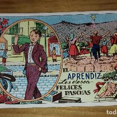 Postales: FELICITACION NAVIDEÑA AGUINALDO- EL APRENDIZ. Lote 86881324