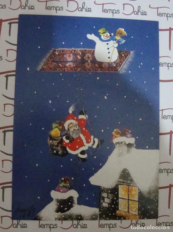 Tarjeta de navidad 1993