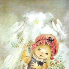 Postales: FELICITACION NAVIDAD BARÓ -AÑO 1990. Lote 95880975