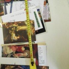 Postales: LOTE DE 50 FELICITACIONES DE NAVIDAD. Lote 96721715