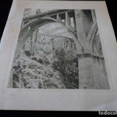 Postales: FELICITACION NAVIDEÑA PAPELERAS REUNIDAS S.A. ALCOY 1958 18,X 16 CM. Lote 98020143