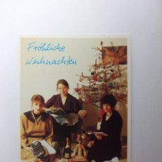 Postales: POSTAL EN ALEMAN. FROHLICHE. KUNSTLERGRUPPE KARO VEIN. BERLIN 1993. TDKP12. Lote 98186799