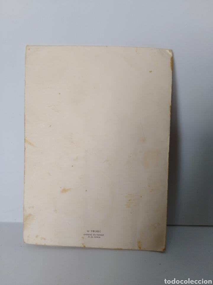 Postales: Tarjeta navidad troquelada antigua - Foto 3 - 99435540