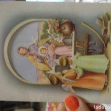 Postales: TARJETA DE ANGELES - PORTAL DEL COL·LECCIONISTA . Lote 99656579