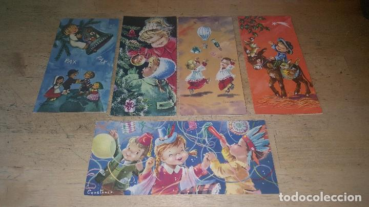 Felicitaciones De Navidad Anime.5 Felicitaciones Navidenas Ilustradas Por Cons Vendido En
