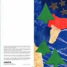Postales: FELICITACIÓN HOTEL DE BADALONA . Lote 103397975