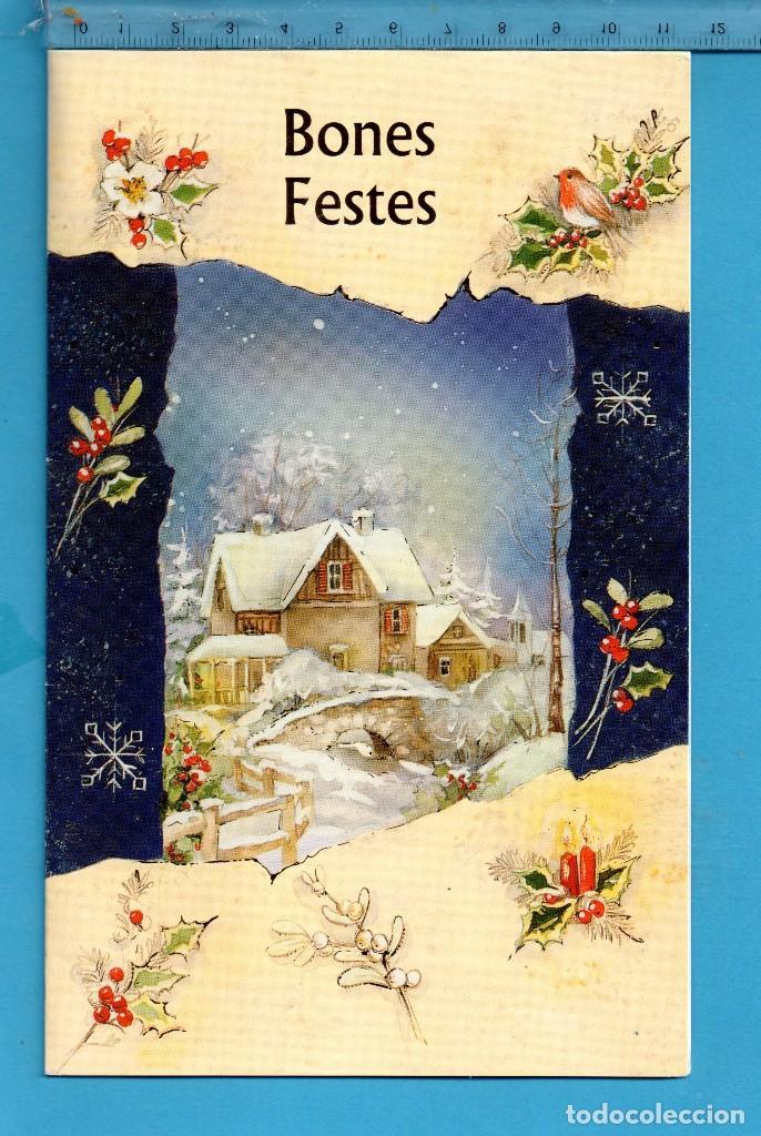 FELICITACIÓN NAVIDAD (Postales - Postales Temáticas - Navidad)