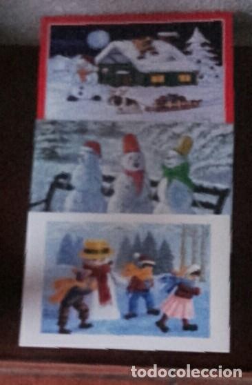 Postales: Tarjetas de Navidad. - Foto 2 - 103609503