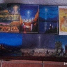 Postales: TARJETAS DE NAVIDAD.. Lote 103610563