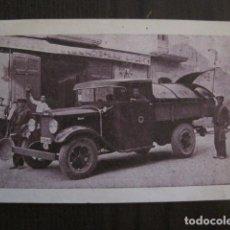 Postales: FELICITACIO NADAL- IMPREMTA MORROS - SALLENT - ELS ESCOMBRIAIRES -VEURE REVERS-(50.997). Lote 104089967