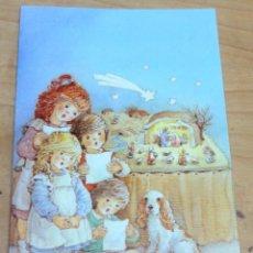 Postales: POSTAL NAVIDAD ILUSTRADA POR NINES REF. 6426/1 EDICROMO. Lote 104365995