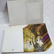 Postales: LOTE 12 PORTAFOTOS.CRISTMAS + 2 DE REGALO.. Lote 104674747