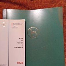 Postales: CATÁLOGO CHRISTMAS EDICIONES CREACIONES. Lote 105490778