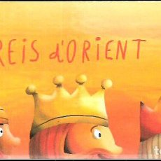 Postales: CARTA ALS REIS MAGS D'ORIENT. Lote 118423902