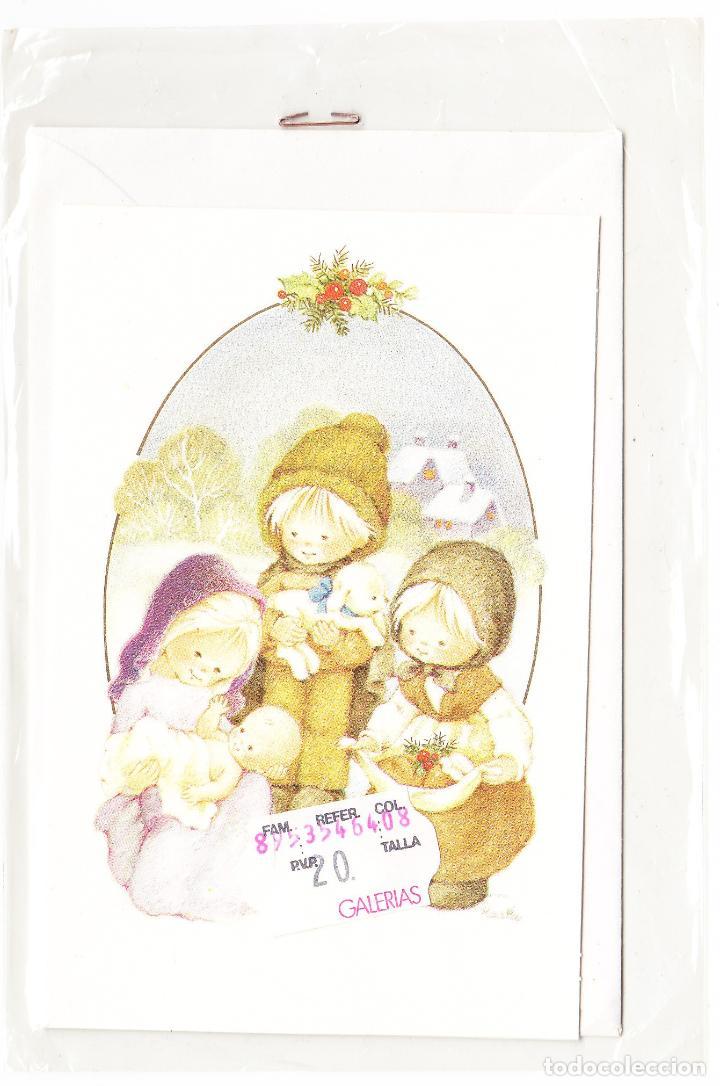 nacimiento de jesus - Comprar Postales antiguas de Navidad en ...