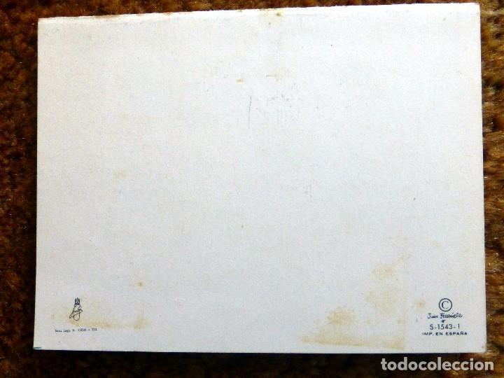 Postales: Ferrandiz ediciones Subi S.1543-1 escrita - Foto 3 - 110719015