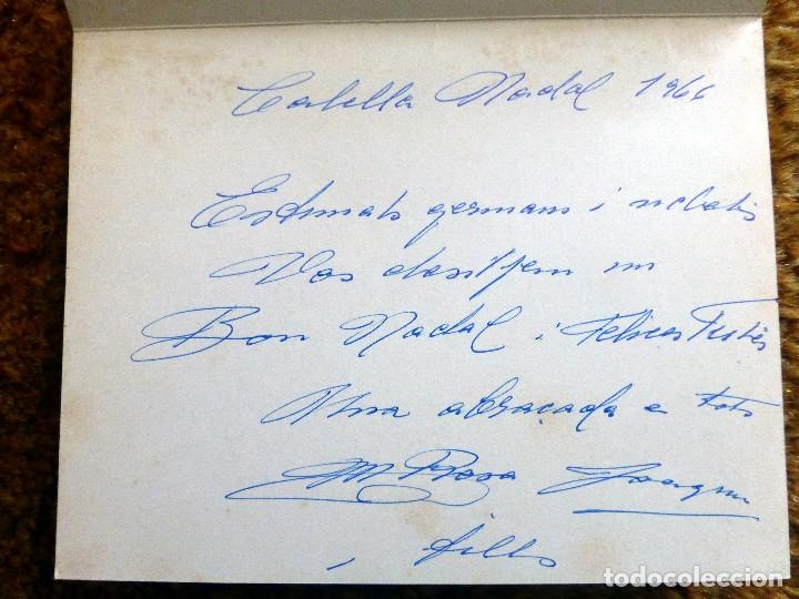 Postales: Ferrandiz ediciones Subi B 1626-1 escrita 1966 - Foto 2 - 110721659