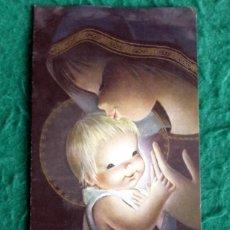 Postales: FERRANDIZ EDICIONES SUBI S.1556-3 DÍPTICA ESCRITA 1963. Lote 110781231