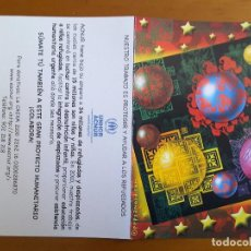 Postales: TARJETA NAVIDAD - EMPRESA. Lote 111399115