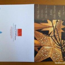 Postales: TARJETA DE FELICITACIÓN - EMPRESA. Lote 111399255
