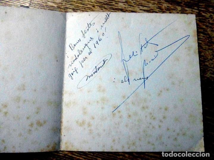 Postales: ediciones D B-120/3 ilustra P. linares escrita 1960 - Foto 2 - 111536379