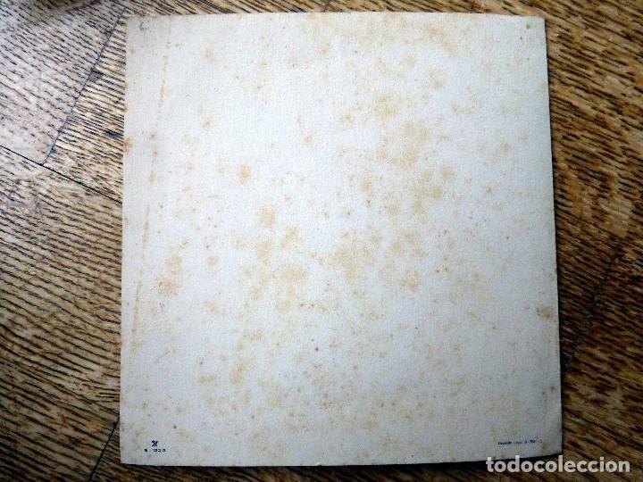 Postales: ediciones D B-120/3 ilustra P. linares escrita 1960 - Foto 3 - 111536379