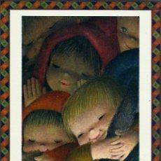 Postales: 0781U - FERRÁNDIZ - EDICIONES SUBI B.1706.4- DIPTICA 14X11,5 CM - DATA 1969. Lote 114037643