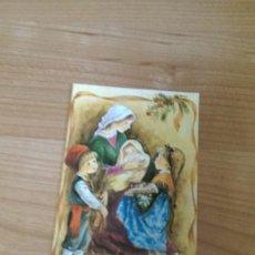 Postales: ANTIGUA POSTAL NAVIDEÑA «VIRGEN CON NIÑO JESÚS Y NIÑOS CON TRAJE TÍPICO» SERIE 5396/1. Lote 117372143