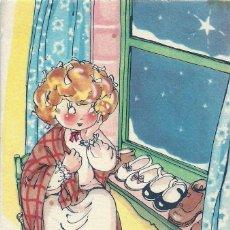 Cartoline: 2058X - MARI PEPA - SERIE B Nº 3 – 1947- I.G. VALVERDE- ILUSTRA MARIA CLARET. Lote 117373959